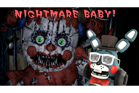 AMAZING NEW FNAF FAN GAME! || Baby's Nightmare Circus ...