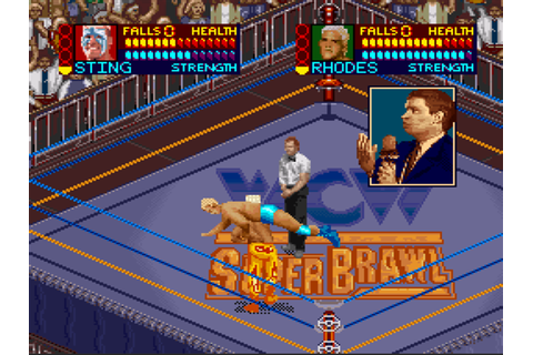 WCW: Super Brawl Wrestling Download Game | GameFabrique