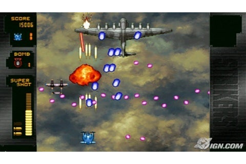 Strikers 1945 Plus Portable [JAP][PSP] - Games Rip - Games ...