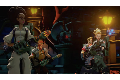 Activision Announces New Ghostbusters Video Game For ...