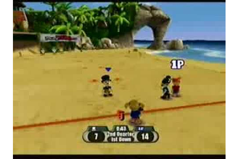 NC* Big Beach Sports (Wii) Review - YouTube