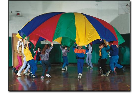List of Parachute Games & Activities – Recreational ...