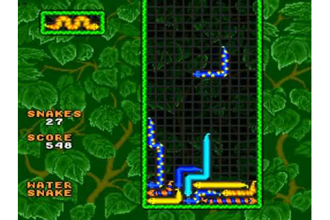 WildSnake (SNES Gameplay) - YouTube