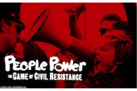 People Power: The Game of Civil Resistance | ICNC