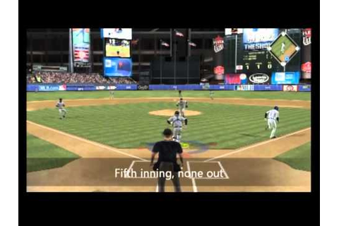 MLB 08 The Show: Toronto at New York Mets, World Series ...