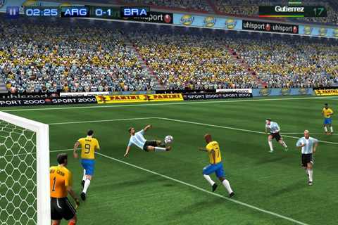 Free Download Real Football 2012 Application or Games Full ...
