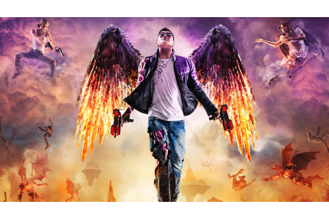 Buy Saints Row: Gat out of Hell - Microsoft Store en-CA