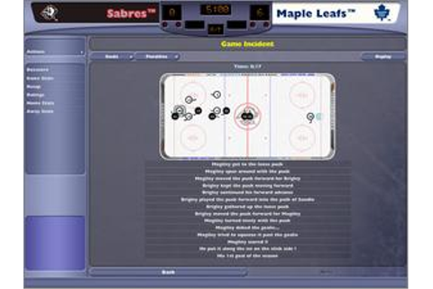 NHL Eastside Hockey Manager 2005 Download (2005 Sports Game)