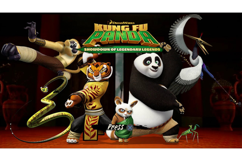 Kung Fu Panda Showdown of Legendary Legends - All ...