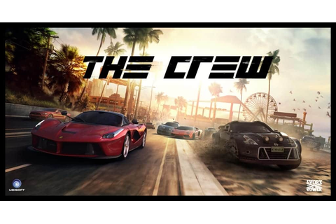 The Crew Full Version PC Activation Download / Free Game STEAM