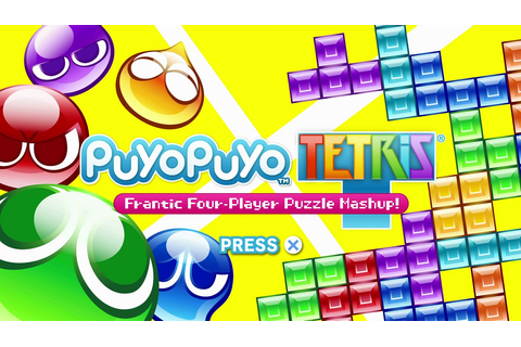 Game Review: Puyo Puyo Tetris (PS4) | AnimeBlurayUK