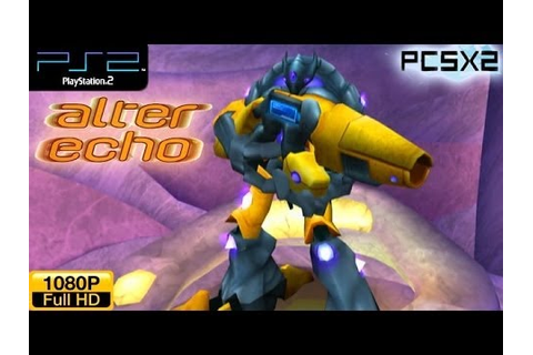 Alter Echo - PS2 Gameplay 1080p (PCSX2) - YouTube