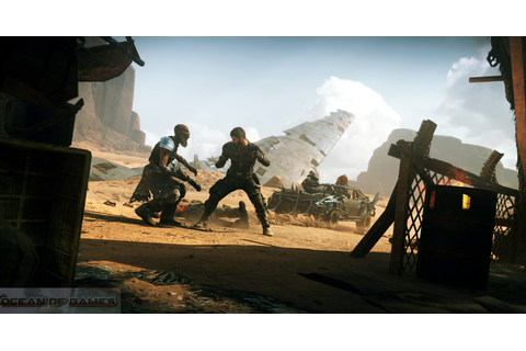 Mad Max PC Game Free Download - Ocean Of Games