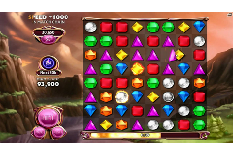 Bejeweled Blitz - PC Game - YouTube