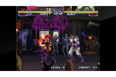Galaxy Fight: Universal Warriors (Neo Geo) Game Profile ...