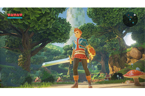 Oceanhorn 2 Knights of the lost realm APK OBB MOD Download ...