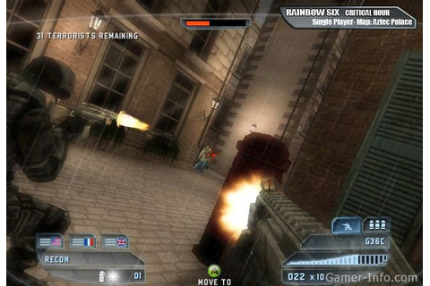 Tom Clancy's Rainbow Six: Critical Hour (2006 video game)