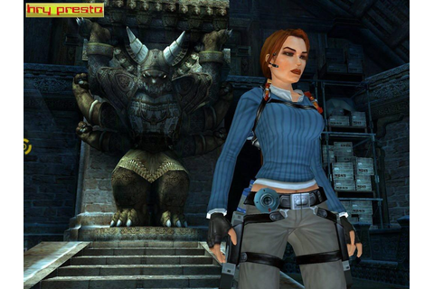 Dream Games: Tomb Raider Legend - RELOADED
