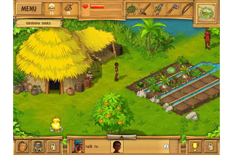 PC Games - Computer Games - PC Game Cheats: The Island ...