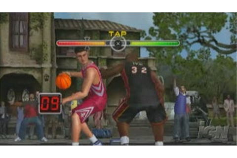 NBA Ballers: Rebound - PlayStation Portable - IGN