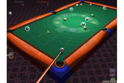 3d Ultra Cool Pool Snooker Game Free Download Full Version ...