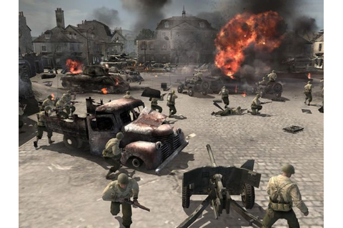 Company of Heroes - Pc game ~ Pcgame95