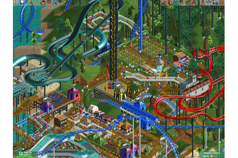 Roller Coaster Tycoon: Mobile Game? What Mobile Game?