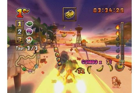 Donkey Kong: Jet Race per WII - GameStorm.it