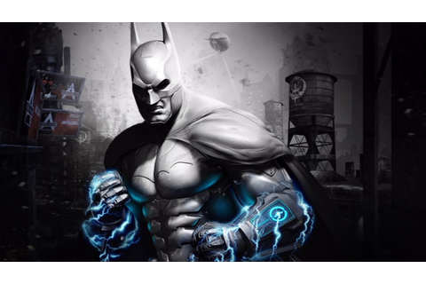 Batman; Arkham City Armored Edition WiiU Game Review - YouTube