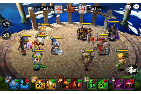 Wonder Tactics - Android Apps on Google Play