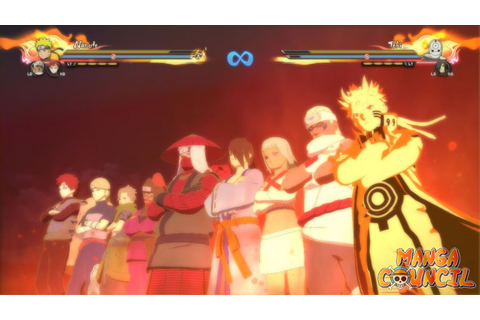 Naruto Shippuden Ultimate Ninja Storm 4 Save Game | Manga ...