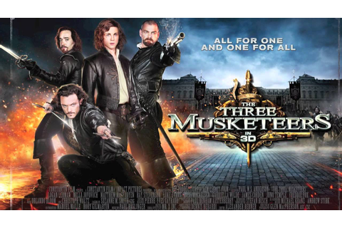 "The Three Musketeers OST - Track 1 ""Only Four Men"" (HD ..."