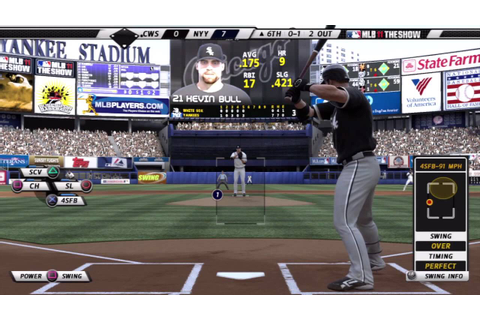 Lets Play: MLB 11 The Show RTTS - Game 19 (Machinima ...