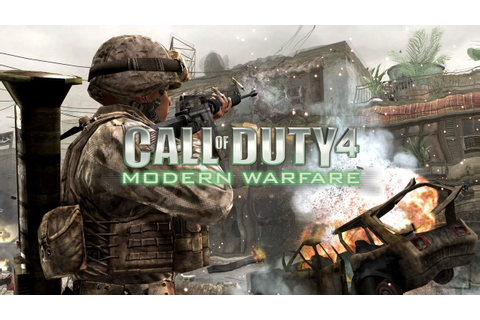 Call of Duty 4: Modern Warfare - PS3- Multiplayer - Strike ...