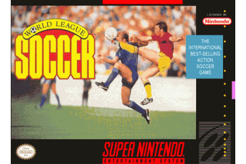 World League Soccer ROM - Super Nintendo (SNES) | Emulator ...