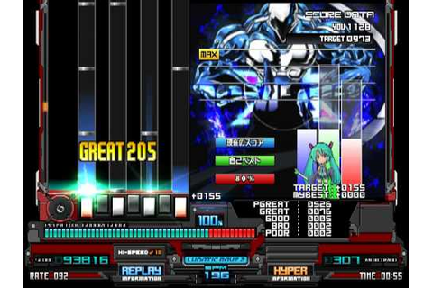 Beatmania IIDX 17 Sirius: Dominion [Hyper] - AAA - YouTube