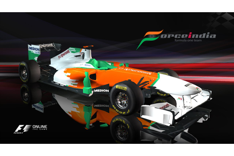 Free-To-Play Racer, F1 Online: The Game, Arrives In Q1 2012