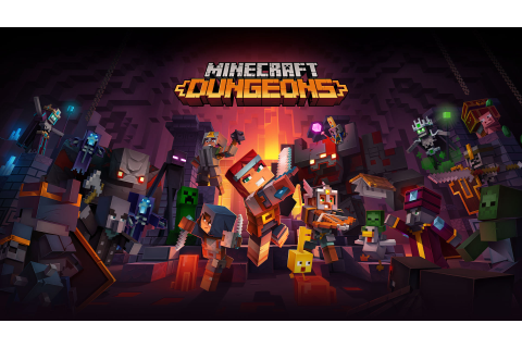 Minecraft Dungeons for Xbox One and Windows 10 | Xbox