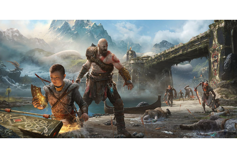 God of War 5 Won't Take Another 5 Years To Develop ...