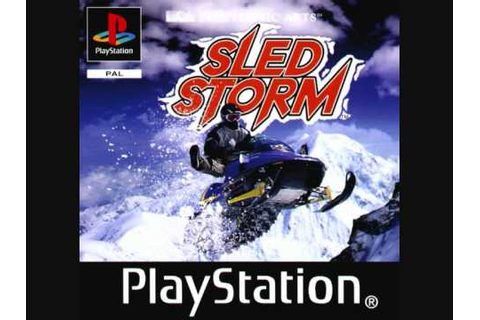 BEST game soundtrack ever-Sled Storm Game - YouTube