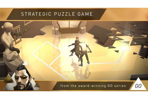Deus Ex GO games comes to Windows 10 PC and Mobile