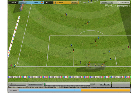 Football Manager 2009 Review | GameGrin