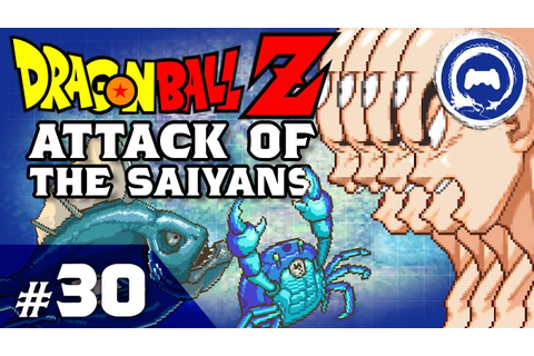 Dragon Ball Z Attack of the Saiyans Part 30 | TFS Plays ...