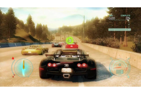 Need for Speed: Undercover HD 720p Gameplay - YouTube