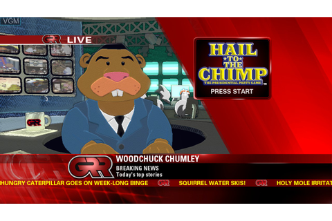 Hail to the Chimp for Microsoft Xbox 360 - The Video Games ...