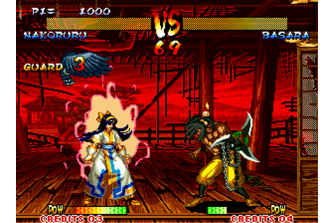 Samurai Shodown III: Blades of Blood Screenshots for Neo ...