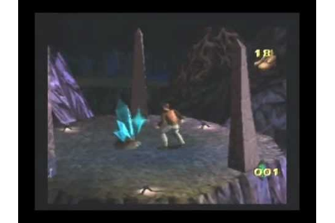 Pitfall 3D Beyond the Jungle Part 3 - YouTube