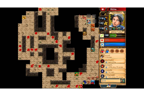 Desktop Dungeons (Video Game) Review - YouTube