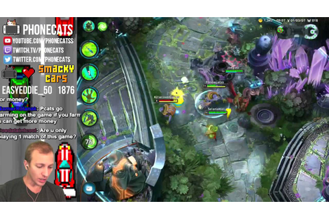 Fates Forever - FREE League of Legendsy iOS Game - YouTube