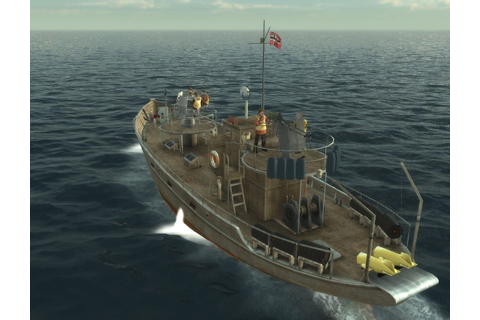 Download PT Boats: Knights of the Sea Full PC Game
